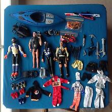 Action Man figurines plus gear Royalla Queanbeyan Area Preview