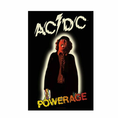 AC/DC Powerage Tapestry Fabric Cloth Poster Flag Banner