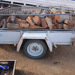 Firewood seasoned Redgum $120 Grong Grong Narrandera Area Preview