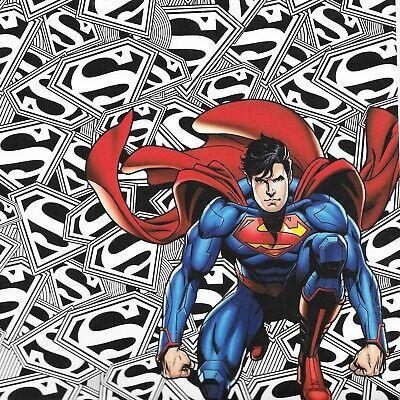 Superhero Scrapbook Paper (Superheroes Batman scrapbook sold by single sheet 12