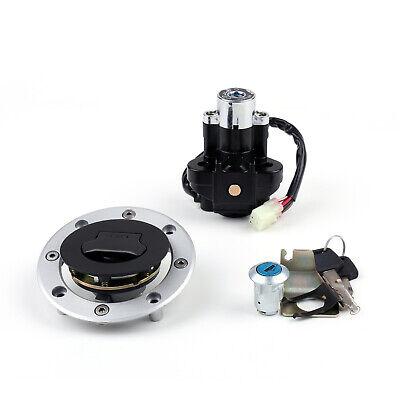 Ignition Switch Lock & Fuel Gas Cap Key Set Fit For Suzuki SV650 GSX1400 DL650
