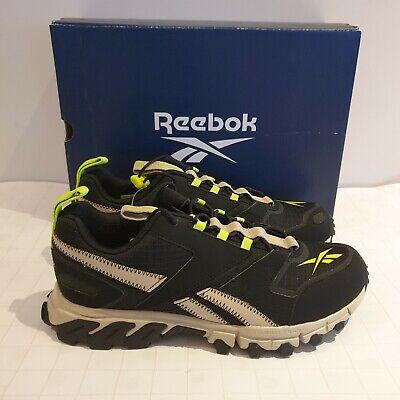 DMXPert Reebok Women's Mesh and Nubuck Black/beige Trainers Walking Size 5.5 New