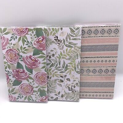 Jot Sticky Notes Trifold Folios Memos Notes Lot Of 3