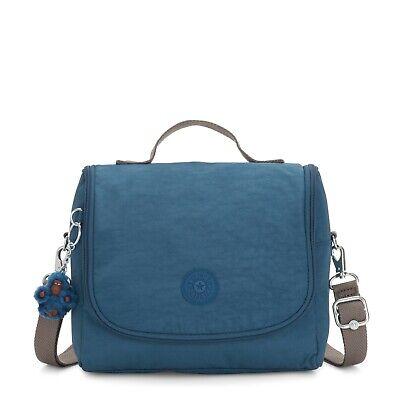 Kipling Lunchbox NEW KICHIROU with Trolley Sleeve MYSTIC BLUE HOL19  RRP £48