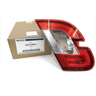 1 OEM NEW Left Driver Inner Tail Light Backup Lamp 10-14 Ford Taurus AG1Z13405J Backup Light Left Driver