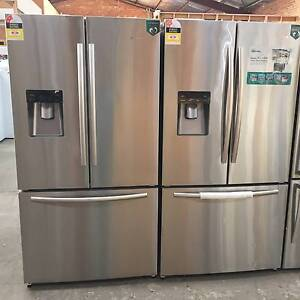 Hisense  HR6FDFF630S 630L French Door Stainless Steel FRIDGE Glenroy Moreland Area Preview