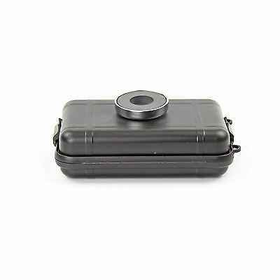 Large Magnetic Weatherproof Case/Box GPS Tracker/Iphone/Keys Hidden/Spy/Covert