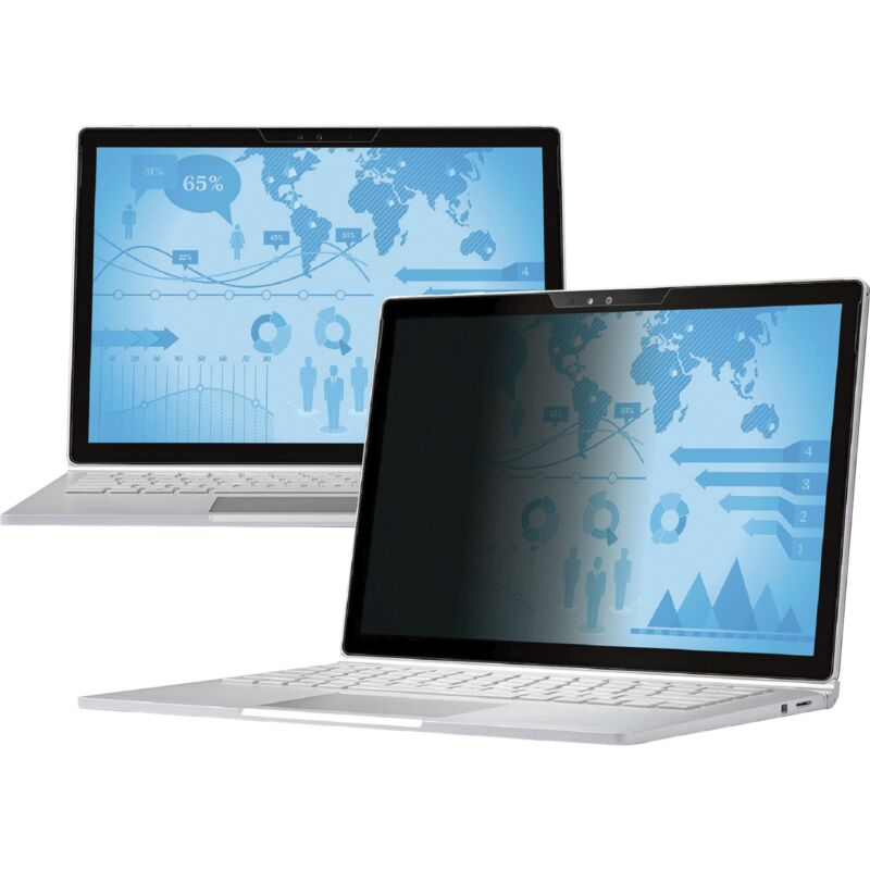3M Privacy Filter f/13.5 Surface Book 3:2 Aspect Ratio BK PFNMS001