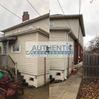 AUTHENTIC EAVESTROUGHS - RESIDENTAL | COMMERCIAL | INDUSTRIAL