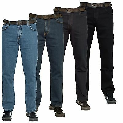 WRANGLER TEXAS Stretch JEANS  W - 31 32 33 34 36 38 40 42 44 Herren Denim Hose (Stretch-jeans)