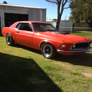 1969 Mustang Coupe Warwick Southern Downs Preview