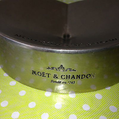 MOET & CHANDON FONDE EN 1743 CHAMPAGNE COLLECTABLE CIGARETTE CIGAR ASH TRAY