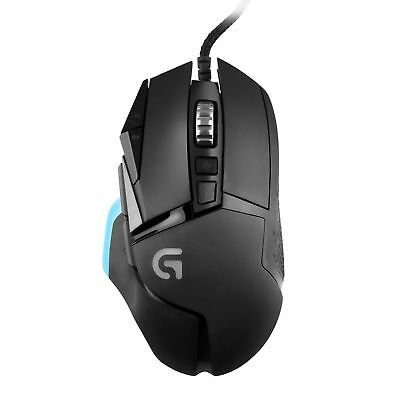 Logitech G502 910 004074 Proteus Spectrum Core Tunable Gaming Mouse Customizable