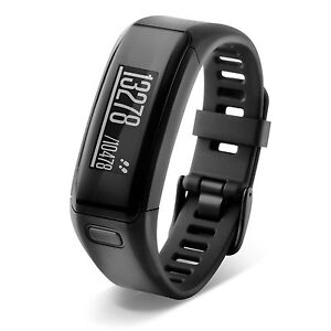Garmin vivosmart HR+   Activity Tracker  Regular Fit - Black