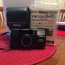 NIKON TW ZOOM 400 Quartz Date 35<>70 Wakerley Brisbane South East Preview