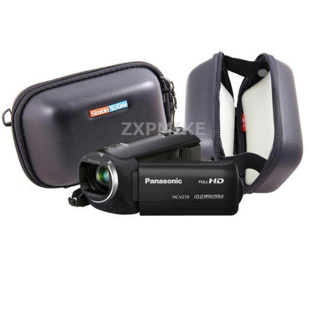 Hard Camcorder Case Bag For Panasonic HC-V520 V720 V210 X920 V510 HX570