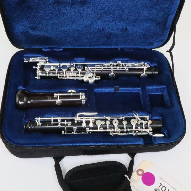 Fossati Model J10 Tiery Intermediate Oboe MINT CONDITION