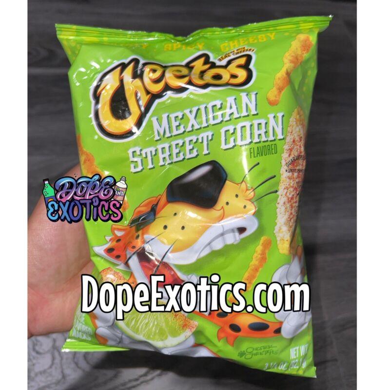Cheetos Mexican Street Corn