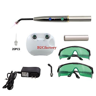 Dental Heal Laser Diode Rechargeable Hand-held Pain Relief Device