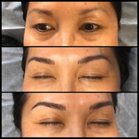 Brow Promo! Limited time $225 + HST