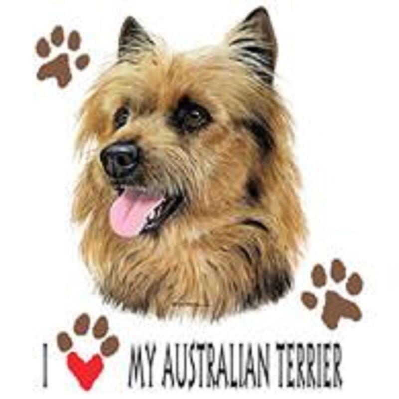 Australian Terrier Love Tote