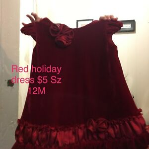 Pretty Dresses for Toddlers & Infants