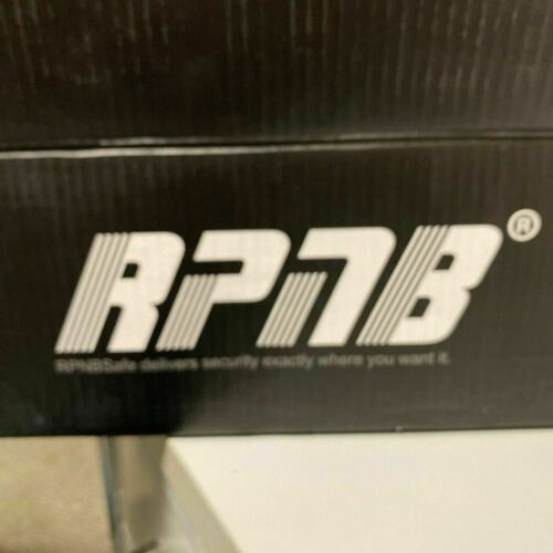 Rpnb RP311E Black Desk Mounted Firearm Portable Handgun Safety Device  - $98.69