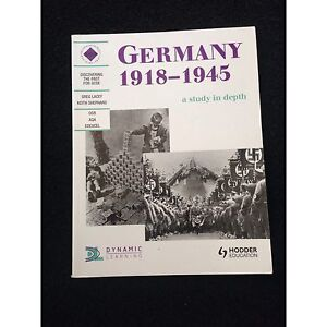 Germany******1945 - A Study in Depth Cannington Canning Area Preview