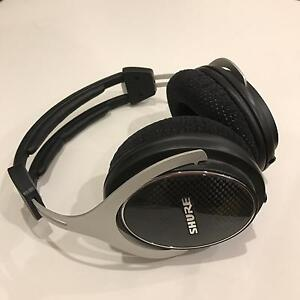 Shure SRH1540 Audiophile Closed Back Headphones (six months old) Waterloo Inner Sydney Preview