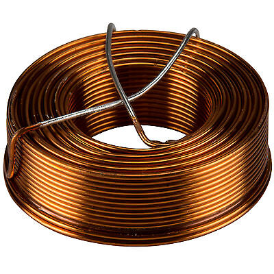 Jantzen 1952 0.65mh 18 Awg Air Core Inductor