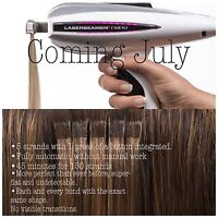 HOT FUSION HAIR EXTENSIONS $320 same day