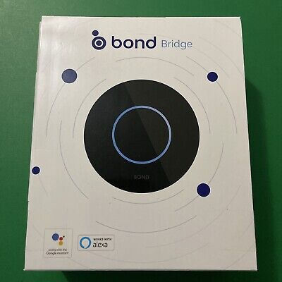 BOND Bridge Home Smart Automation Device Works With Alexa and Google Home