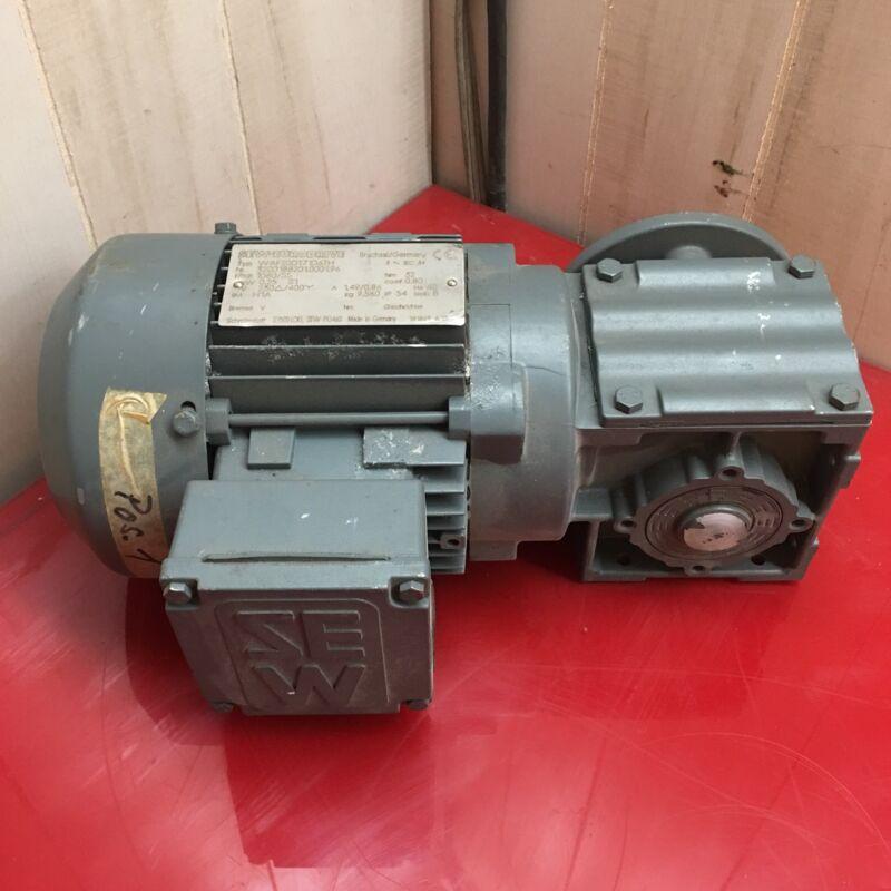 sew-eurodrive WAF20DT71D6TH gear motor