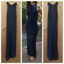 Seduce Navy Blue dress. Size 8. Worn once Greystanes Parramatta Area Preview