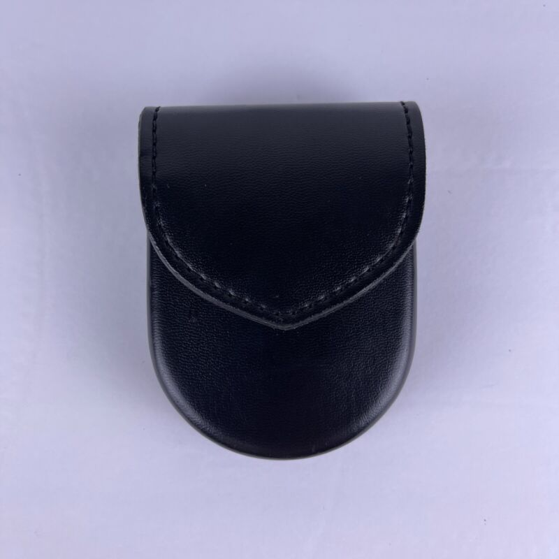 Safariland 90 22 15 Handcuff Pouch Black Hidden Snap GUC