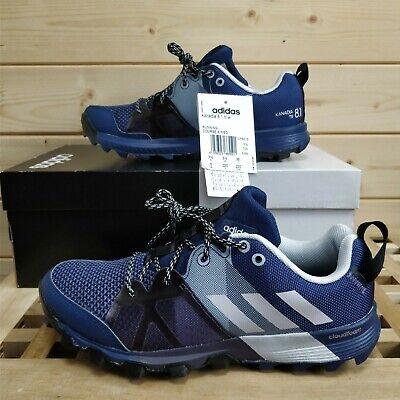 BNWL CP9315 Women's Adidas KANADIA 8.1 Trail Cloudfoam Trainers Shoes UK 3.5