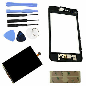 New Replacement For iPod Touch 3rd gen Digitizer With Frame & LCD screen Display