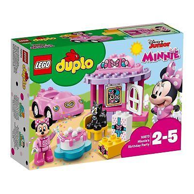 73 Minnies Geburtstagsparty + NEU & OVP + (Lego Geburtstags-party)