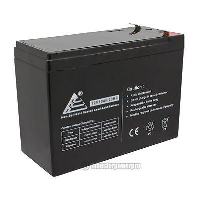Titannotebook 12v 12volts 10ah Battery For Generac Model ...