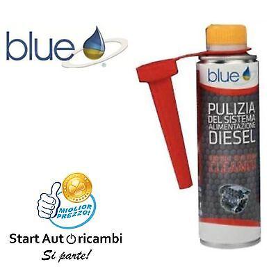 ADDITIVO PULITORE GASOLIO INIETTORI COMMON RAIL BLUE - BD02005 - 500ML