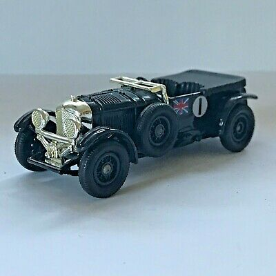 🚗 Vintage LLEDO DAYS GONE DG46 No. 1 CONVERTIBLE BENTLEY Sports Car Collection