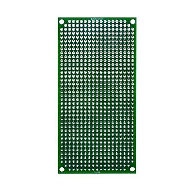 2 X 4 Double Sided High Quality Pcb Proto Perf Board With Solder Mask St-111