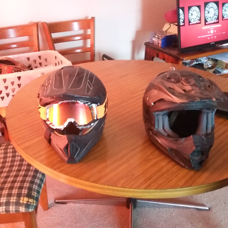 Helmets and mask Joondanna Stirling Area Preview