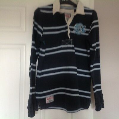 Womens Rugby Style Shirt From Superdry Size S