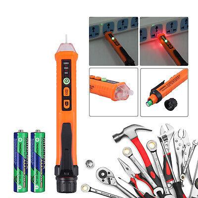 12-1000v Non-contact Ac Electrical Tester Pen Voltage Detector Dual Sensitivity