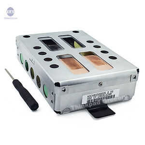 Original Panasonic ToughBook CF-29 Hard Drive Disk Caddy + HDD Connector US Fast