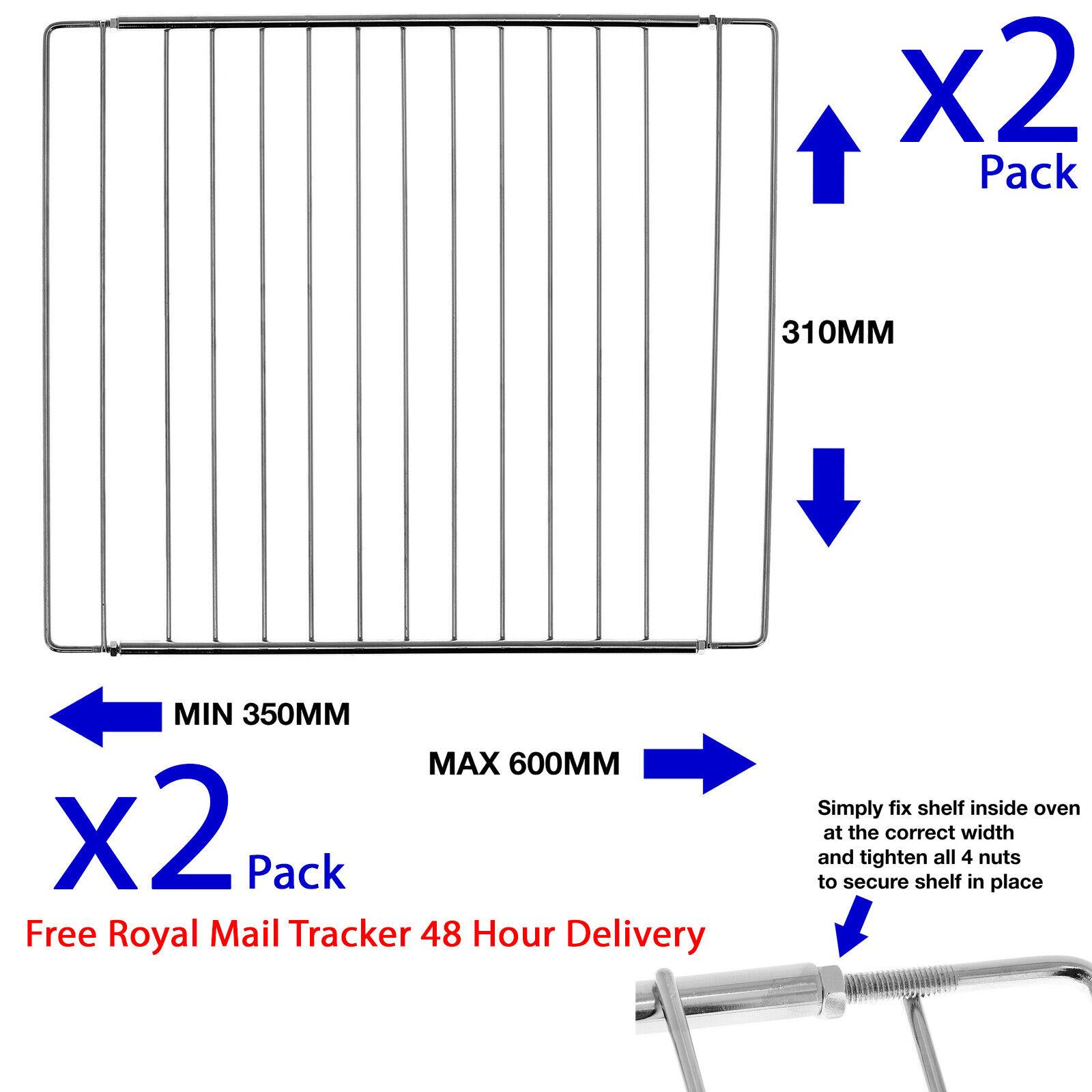 Amica universel réglable four//cuisinière//gril étagère rack grille extensible uk