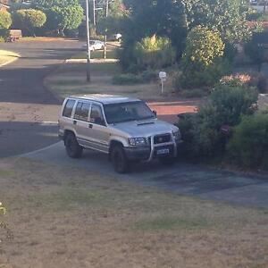 4x4 Diesel Holden Jackaroo Greenwood Joondalup Area Preview