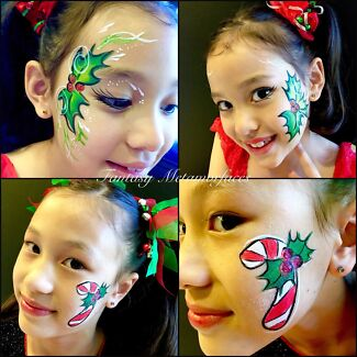 Professional Face Painter - Fantasy Metamorfaces