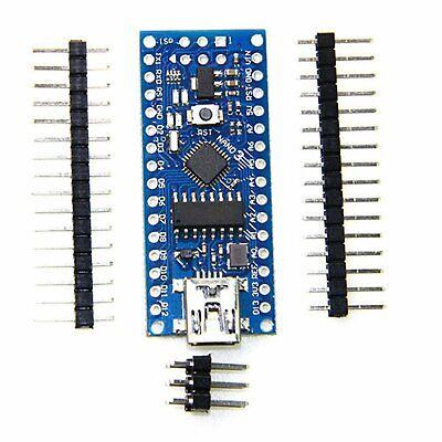 1mini Usb Nano V3.0 Atmega328 16m 5v Micro-controller Ch340g Board For Arduino